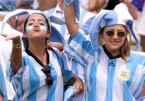 chicas argentinas