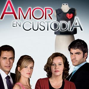 Amor en Custodia novela por Capítulos