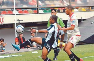 Alianza vs Univeristario