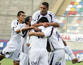 San Martín - Deportivo Quito