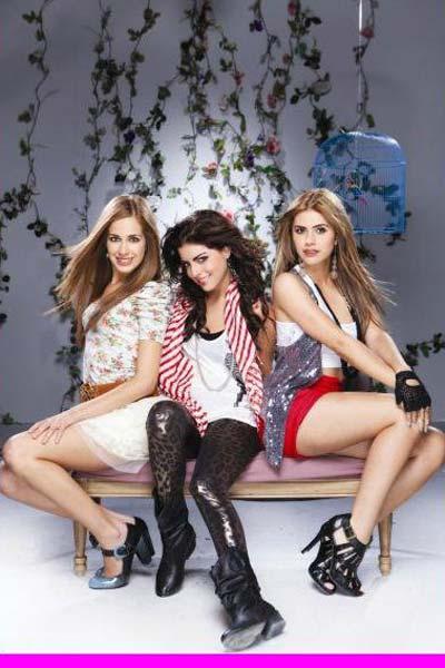 "Capitulo final de la telenovela colombiana ""Niñas mal"" este viernes"