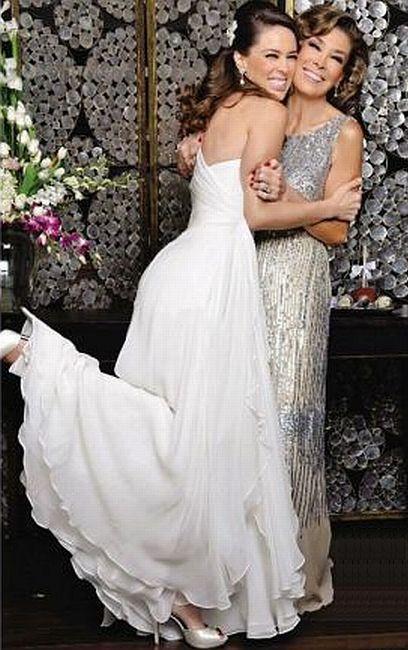 Fotos imagenes boda civil jacqueline bracamontes martin - Fotos boda civil ...