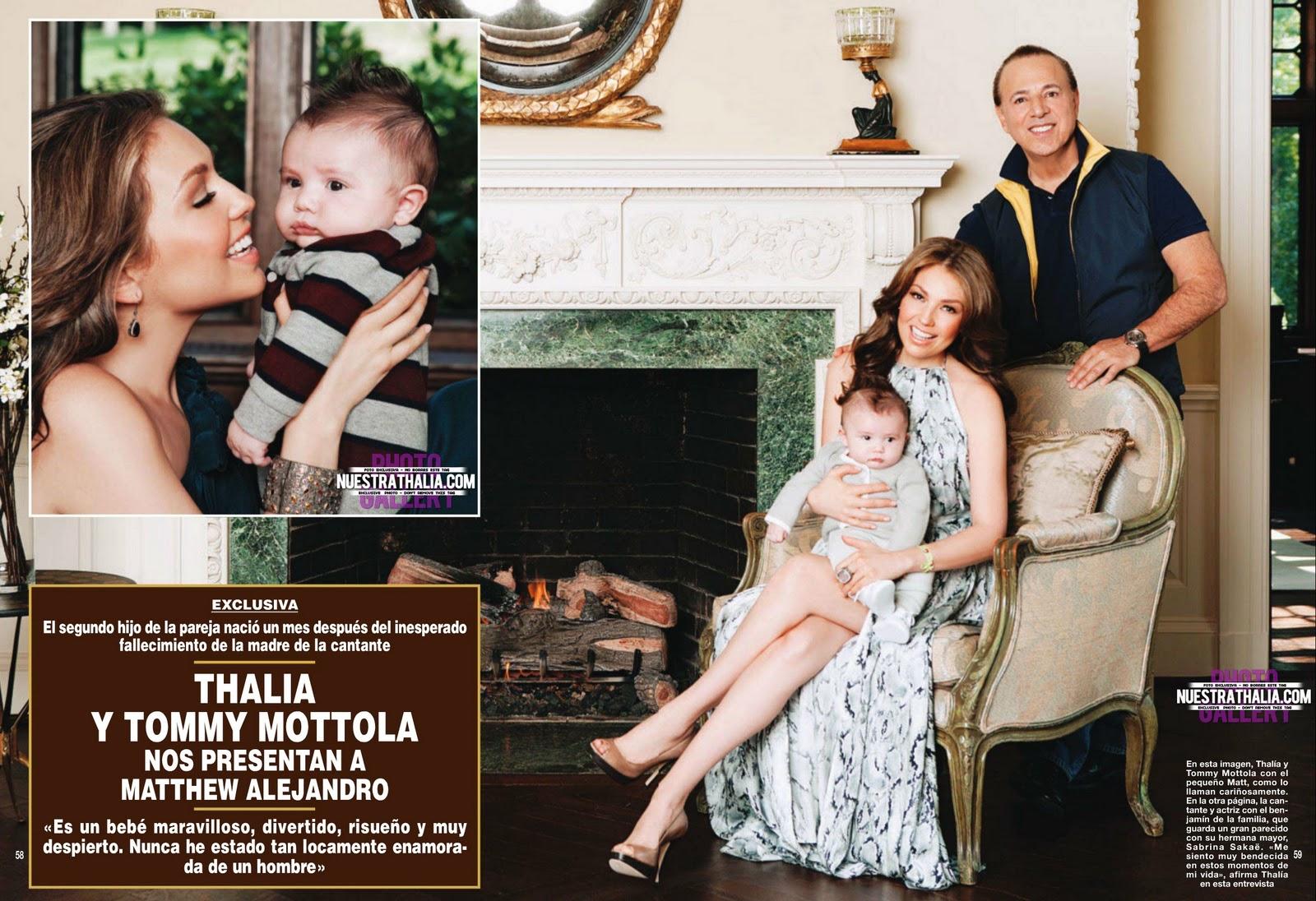 Foto Thalia Matthew Alejandro | Telenovela Tv Series