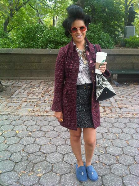 Una maid en Manhattan Imagenes