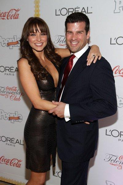 Fotos de Blanca Soto y su esposo Jack Hartnett ...  Blanca Soto Y Su Primer Esposo