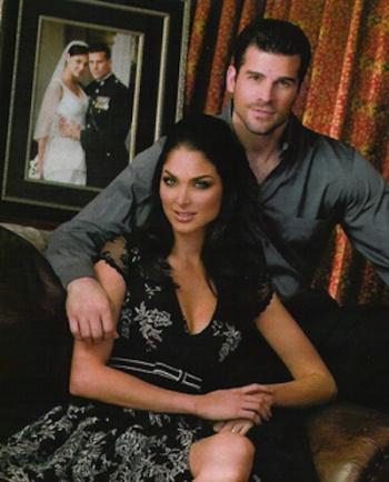Blanca Soto se separa de su esposo, Jack Hartnett ...  Blanca Soto Y Su Primer Esposo